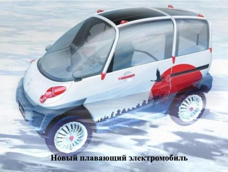 электромобиль, Concept One