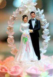 свадьба, смена фамилии