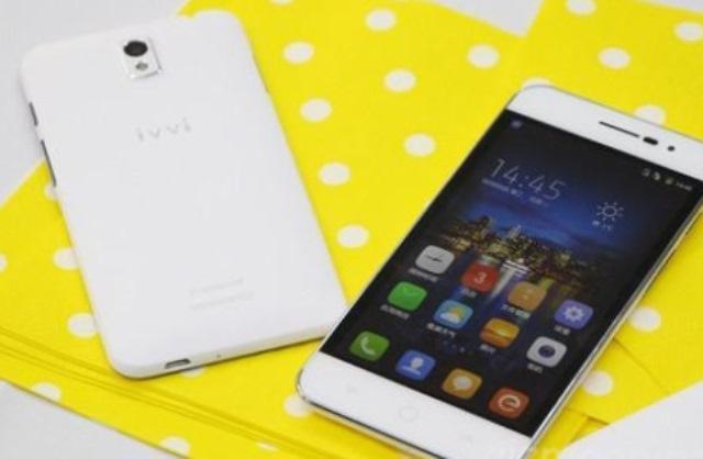 самый тонкий смартфон, китайские производители смартвонов, Ivvi K1 Mini