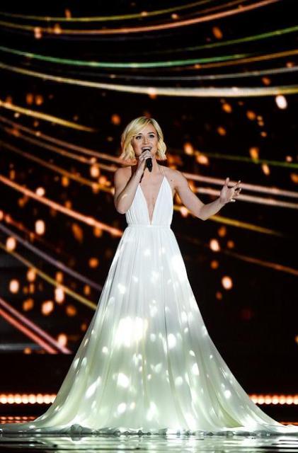 евровидения 2015, финал Евровидения, полуфинал Евровидения, Полина Гагарина, Полина Гагарина в полуфинале
