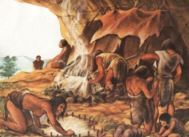 неандертальцы, наука и жизнь неандертальцев, умные неандертальцы, почему вымерли неандертальцы