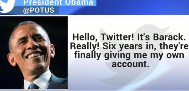 Обама, Барак Обама, личность Обамы, президент США, Twitter, блоги, микроблоги