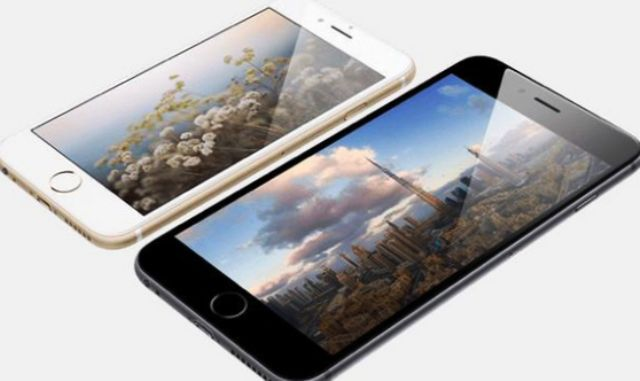 Старт продаж iPhone 6s и iPhone 6s Plus, iPhone 6s, iPhone 6s Plus