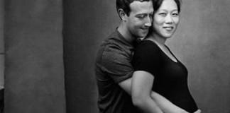 Марк Цукерберг, Марк Цукерберг уходит в декрет, Марк Цукерберг ждет дочку