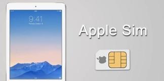 Apple SIM, Apple SIM в России, дешевый мобильный интернет в роуминге россия