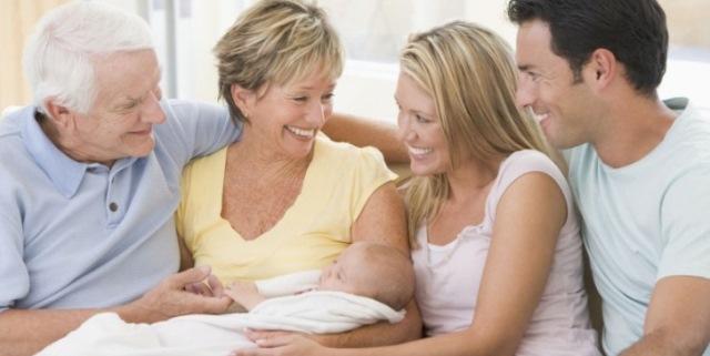 родители, дети, как возраст влияет на ребенка, продолжительность жизни, рождение детей пожилыми родителями