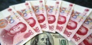 юань доллар, влияние юаня на мировую экономику, курс юаня