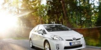 hybrid cars, the battery of the Prius, the laws of operation of hybrid cars