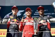 the Hungarian Grand Prix, Daniil Kvyat, the Grand Prix of Hungary 2015