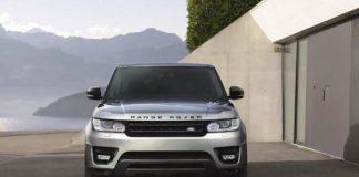 Land Rover Range Rover Sport, Land Rover Range Rover Sport 2017, the Range Rover Sport update, the restyled Range Rover Sport, Range Rover Sport restyled model