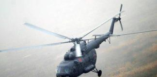 разбился вертолет Ми-8, упал вертолет в Подмосковье, вертолет МЧС России разбился, упал вертолет в Подмосковье
