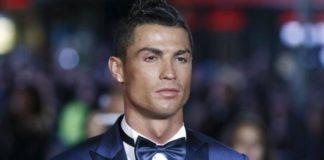 Cristiano Ronaldo, the most popular person in the network, the most popular man in the network, the most popular athlete in the Network