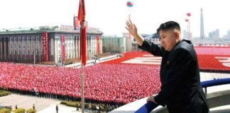 North Korea, a nuclear power, North Korea is testing nuclear weapons