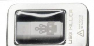 USB Kill, флешка-убийца электроники, как действует флешка-убийца, стоимость флешки-убийцы, цена USB Kill 2.0