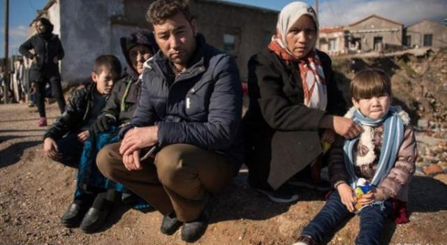 Хиос, ситуация в Греции, беженцы, ситуация с беженцами, Хиос в хаосе, хаос в Греции, греческие острова