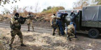 российско-украинская граница, Ростовская область граница, контрабандисты на границе, задержаны контрабандисты на границе с Украиной, контрабанда
