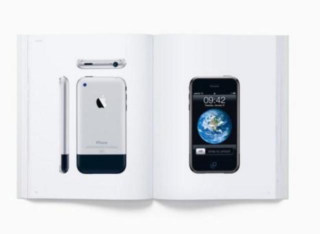 Бумажная книга от Apple, книга Apple стоимость, стоимость книги от Apple, Книга Design by Apple in California