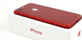 iPhone 7, iPhone 7 Plus, iPhone 7 RED, iPhone 7 Plus RED, iPhone 7 видео, iPhone 7 RED видео, проdthrf iPhone 7 RED на огнеупорность