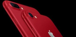 iPhone, iPhone 7, iPhone 7 Plus, iPhone 7 red, iPhone 7 красный, новый iPhone, iPhone 7 Plus красный