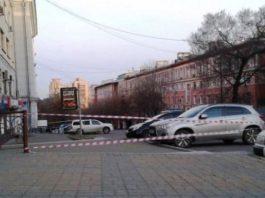 чп хабаровск, происшествия хабаровск, нападение на здание ФСБ, нападение на ФСБ Хабаровск, теракт в Хабарвоске
