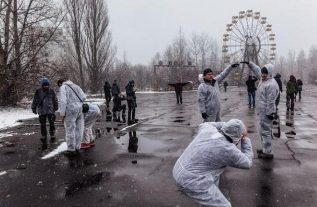 чернобыль, чернобыльская свалка, свалка в чернобыле, решения киевских властей, власти киева хотят все сваливать в чернобыль, чернобыльская зона отчуждения