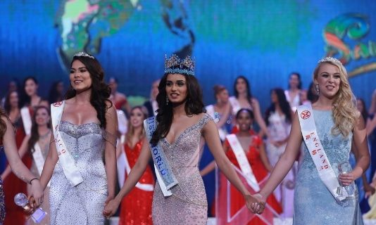 Miss World 2017, winner of the Miss World 2017, beauty queen, beauty contest, Manushi Chillar