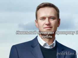 навальный, прохоров, суд навальный прохоров, дело прохорова, расследование навального