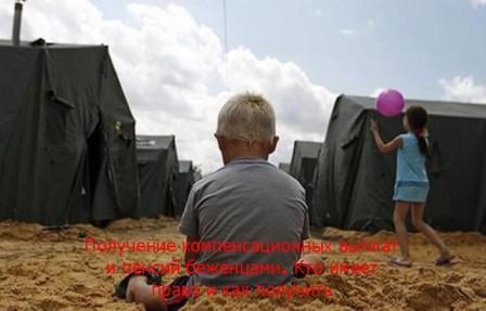 как получить единовременные денежные пособия беженцу, беженцы имеют право на пенсии, размеры социальных пенсий в РФ, пособия по безработице беженцам
