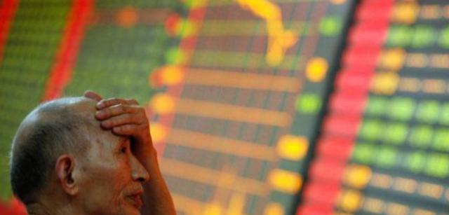 черный понедельник, обвал на фондовых биржах, обвал на биржах Китая