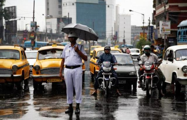 дороги Индии, правила дорожного движения в Индии, как ездят в Индии