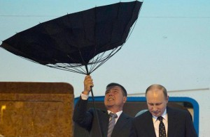 Vladimir Putin, Putin in Shanghai, Russia and China