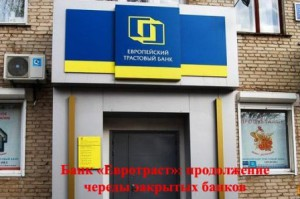 eurotrust Bank, eurotrust Bank, eurotrust Bank problems, eurotrust Bank license revocation