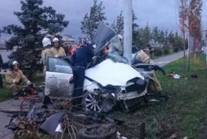 Summary of incidents, traffic accidents Rostov-on-Don, Moscow road accident, accident Kutuzovsky Prospekt, accident 04/10/2015, an accident in October 2015, an accident Kazan