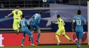 Лига чемпион, Зенит, Генте, Зенит проиграл Генту, Лига Европы 2015/2016, Лига чемпионов УЕФА