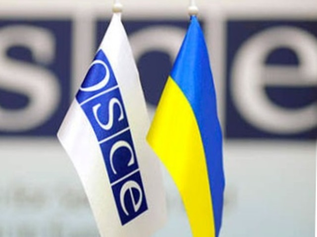 the situation in Ukraine, the OSCE, OSCE on the conflict in Ukraine, the observance of the truce, the truce in the Donbas