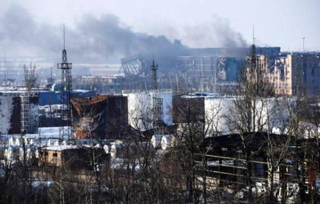 the situation in the Donbass, the destruction of Donbass, war in Ukraine, the shelling continues, Kiev allowed to fire DNI and LC