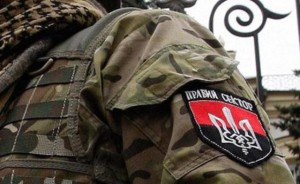 Mukachevo, the situation in Ukraine, the Right sector, the resignation of Avakov, the fire from a grenade launcher Mukachevo