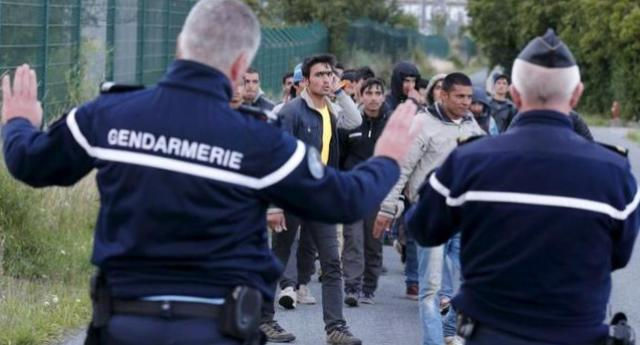 the wave of migrants from Neighboring Countries, migrants, refugees