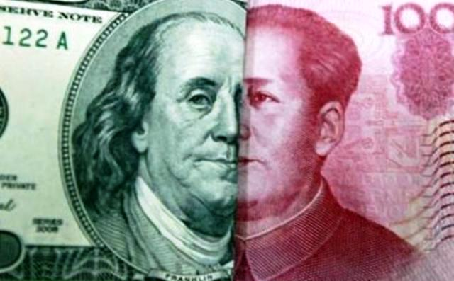 the devaluation of the Renminbi, the depreciation of the yuan