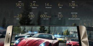 Компания ASUS, Qualcomm Snapdragon 821, Qualcomm Snapdragon 820, ZenFone 3 Deluxe