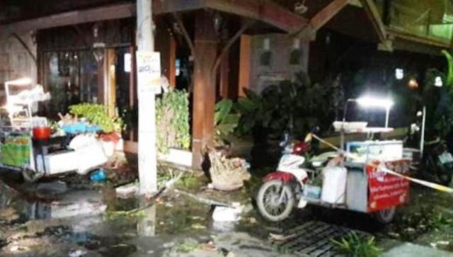 Хуахин, теракт в Хуахине, взрывы в Хуахине, теракт Таиланд, теракт в Транге, взрывы Таиланд, пострадавшие в результате взрыва в таиланде