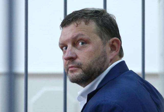 Nikita Belykh, the arrest of Nikita Belykh, the arrest of the Governor of the Kirov region, was arrested White, White lost his post