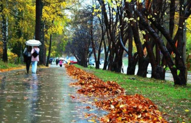 weather 27 September, weather Russia in September, the end of September weather Russia