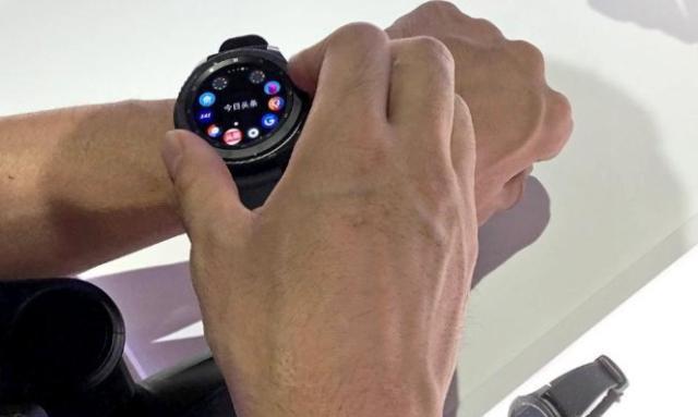 Gear S3, smart watches Samsung, smart watches Samsung Gear S3, features smart watches Gear S3