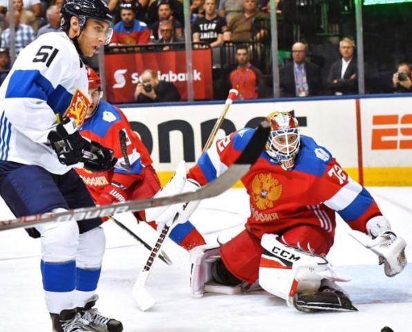 сборная россии по хоккею, кубок мира Торонто, сборная россии вышла в полуфинал кубка мира по хоккею, игра сборной россии и финляндии