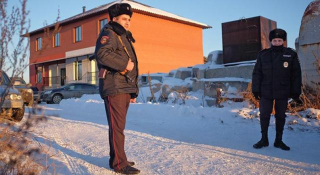 глава ОМВД, Самарская область происшествия, нападение на полицейского, убийство, убийство полицейского, Дмитрий Вашуркин, Андрей Гошт