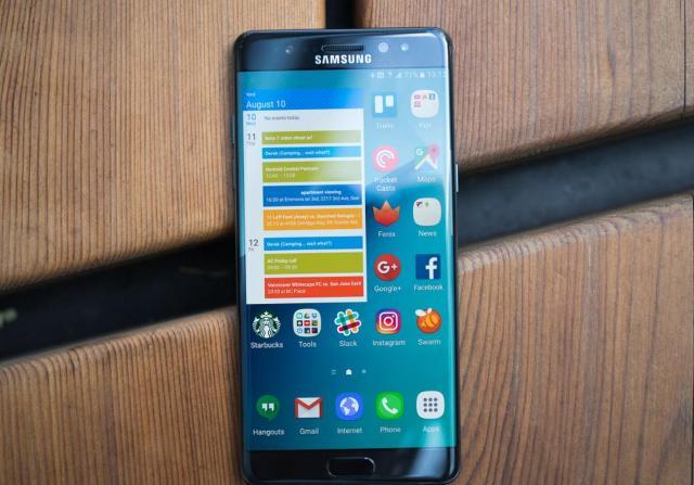 Samsung, Samsung Galaxy Note 7, блокировка Note 7, Samsung дистанционно заблокирует Note 7