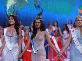 мисс мира 2017, победительница мисс мира 2017, королева красоты, конкурс красоты, Мануши Чхиллар