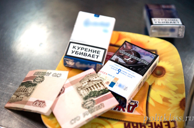 whether cigarettes will rise in price in 2018, the price of cigarettes 2018, where they import cigarettes into Russia, excise taxes on cigarettes, the forecast of prices for cigarettes 2018